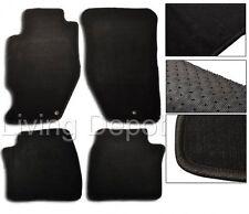 Fit For 1999-2003 Acura TL 4Dr Floor Mats Carpet Front & Rear Nylon Black 4PC
