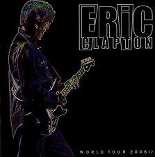 ERIC CLAPTON 2007 U.S. TOUR CONCERT PROGRAM BOOK / NEAR MINT 2 MINT
