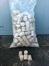 FIREWOOD BRIQUETTES 10kg BAGS IDEAL FOR STOVES