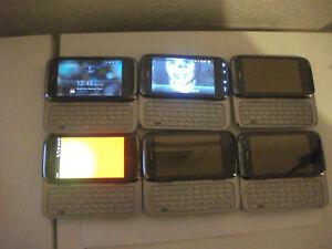 6 HTC Touch Pro 2 - Silver Smartphone***PLEASE READ***