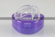 Stop Snoring Mouthpiece Apnea Aid Sleep Anti Snore Bruxism Grind Mouth Guard Kit
