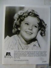 Vintage Glossy Press Photo Shirley Temple The Biggest Little Star 1996