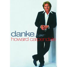 HOWARD CARPENDALE - DANKE TI AMO - 2 CD & DVD - BOX - NEU