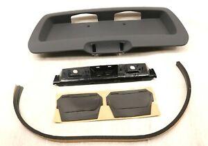 NEW OEM GM Liftgate License Plate Pocket 88980652 Trailblazer Envoy 2002-2009