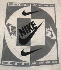vintage nike shirt XL BOOTLEG rap tee Single Stitch RARE hip Hop 90s
