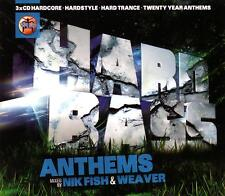*  NIK FISH & WEAVER / HARD BASS ANTHEMS - VARIOUS ARTISTS-3 CD SET - AS NEW