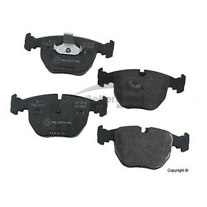New Genuine Disc Brake Pad Set Front 34116761252 for BMW Land Rover