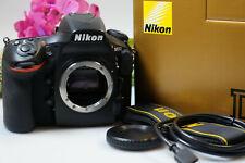 Nikon D 810-Chassis-Body Top in OVP inneschi, shuttercount: 4.376