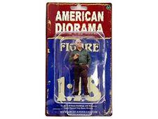 American diorama figura Mecanicien – 1 – (escala 1/18 77447