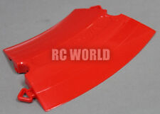 Rc Racing Track Drift TRACK PARTS Corners RED Tetsujin Kerbs 25 Degree