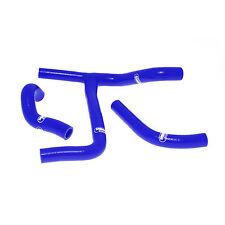 Samco Sport Coolant Hose Kit For Motocross Suzuki RMZ 450 08-ON 3 Pieces Blue