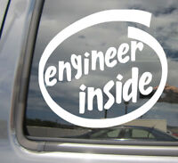 Infant Newborn  Car Laptop Bumper Window Vinyl Decal Sticker 10307 Baby Inside