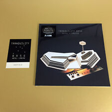 Arctic Monkeys-Tranquility Base Hotel & CASINO Album-Rare Gold Vinyl Record