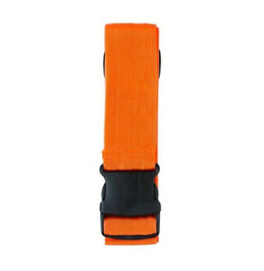 Adjustable Suitcase Belt Luggage Baggage Extra Strong Safety Travel Straps Tie