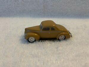 Woodland Scenics Auto Scenes Cruisin' Coupe #AS5536 HO Scale loose