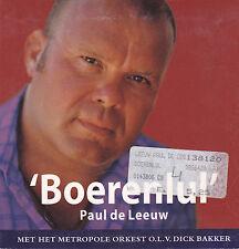 Paul de Leeuw-Boerenlul cd single