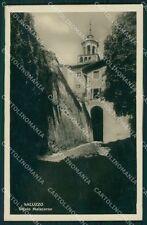 Cuneo Saluzzo STRAPPINO foto cartolina QK9158