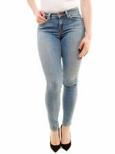 J BRAND Women's Skinny Leg Coastal Jeans Style 8110212 Light Blue Size 24 BCF72