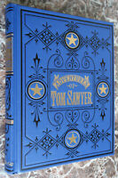 The Adventures of Tom Sawyer,BEST Facsimile of the 1884 First Edition~Mark Twain