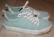 Old Navy 1994 Girl Light Blue tennis Shoes Sz: 1