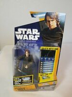 Star Wars Clone Wars Animated Anakin Darth Vader Figure SL11 New in Package