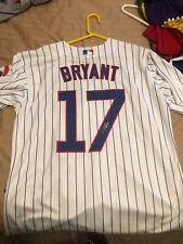 Kris Bryant Medium Chicago Cubs Jersey signed in person authentic in Las Vegas