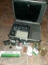 Elenco Digital/Analog Trainer Model Xk-550/700 Lot Case And Everything Pictured
