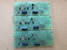 3 Rare Vintage 1981 Atari Arcade Game Circuit Boards 038089-01 Input Protection