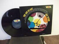 "Art Tatum,Verve VSP,""The Art Of Art"",US,LP,mono,jazz piano,1966, Mint-"