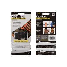 Nite Ize KnotBone Stretch LaceLock System // White