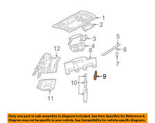 Oldsmobile GM OEM 99-01 Alero 2.4L-L4 Ignition-Spark Plug 19244470