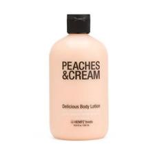 New Hempz Treats Body Lotion Peaches and Cream 18.6 fl. Oz / 550 mL Delicious