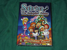 Sabrina: The Animated Series -A Witchmas Carol (DVD, 2007) NEW & FACTORY SEALED