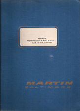 1958 MARTIN COMPANY (Baltimore) Report on the Propagation of Waves in Plates...