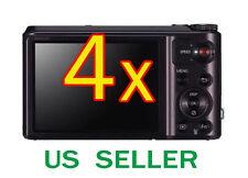 4x Samsung WB850F Clear LCD Screen Protector Guard Shield Film