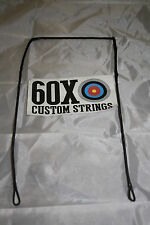 "Parker Buck Buster 34"" Crossbow String by 60X Custom Strings Bow Bowstrings"