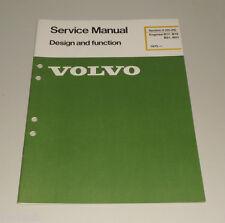 Manual de Servicio Volvo 240 Motores B 17/B 19 / 21/B 23 a Partir Año Fab. 1975