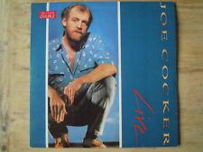 Joe Cocker - LIVE (2Lp) Very Rare