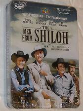 MEN FROM Shiloh - Il virginiano - COMPLETO STAGIONE SERIE NOVE 9 LATTA DVD