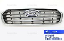 Front Bumper Grille ⭐GENUINE⭐ fits Hyundai Santa Fe XL 2017-2019 Long Body