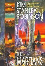 KIM STANLEY ROBINSON THE MARTIANS HARDCOVER 1999 FIRST EDITION F/VFINE NEW RARE