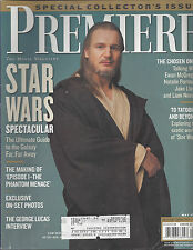 Premiere (May 99) - Star Wars Spectacular - lots of article & interviews - Dogma