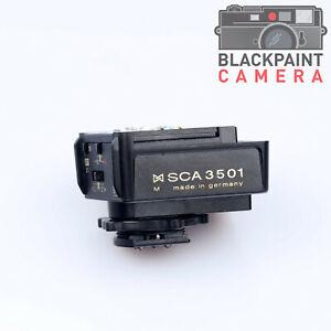 Metz SCA 3501 Dedicated TTL Flash Adapter for Leica R8 R9 M6 & M7 Cameras