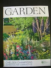 The Royal Horticultural Society. The Garden Magazine. July, 2011. VGC.