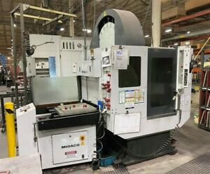 DT-1 HAAS CNC HIGH PERFORMANCE MILL DRILL/TAP CENTER w/PALLET CHANGER - #29466