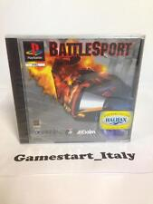BATTLE SPORT (SONY PS1) NUOVO SIGILLATO NEW SEALED PAL VERSION