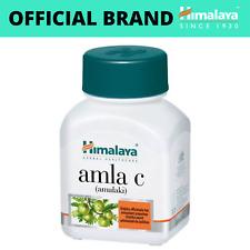 Himalaya Amla C (Amalaki) | Richest Natural Source of Vitamin C | 60 Caps