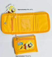 Nickelodeon SpongeBob SquarePants Tri Fold Kids Wallet