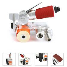 Pneumatic Mini Portable Belt Sander For Metal Wood Grinding and polishing Tool