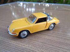 Norev France miniature Porsche Coupé Targa 911 L N°141 1/43 D'origine Plastique